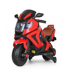 Детский электромотоцикл Bambi M 3681AL-3