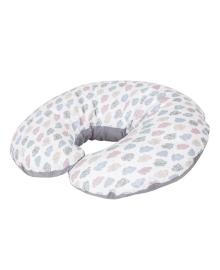 Подушка для кормления Ceba Baby Physio Mini Облака 180x30