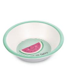 Мисочка бамбуковая Canpol babies So cool Watermelon 300 мл