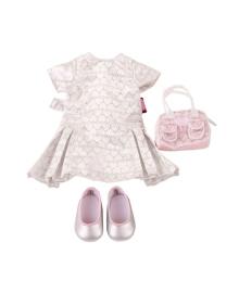Аксессуары для кукол Gotz платье Блестящий гламур 3402299