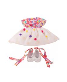 Аксессуары для кукол Gotz платье-помпон 3402606