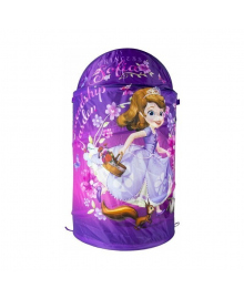 Корзина для игрушек Shaoxing GaoFeng Touristry Принцесса София KI-3501-K(D-3501), 6989074435014