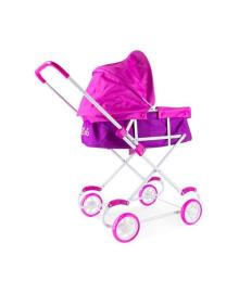 Игрушечная коляска-люлька Shantou Jinxing plastics ltd, аналог Disney Princess D1005P, 4897015540098