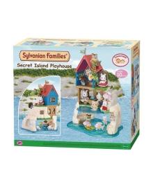 Набор Sylvanian Families Дом на острове 5229, 5054131052297