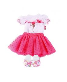 Аксессуары для кукол Gotz комплект платье и сандалии 3402300