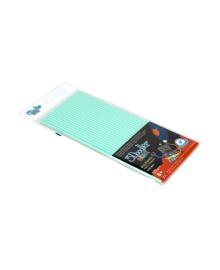 Набор стержней 3Doodler Start для 3D-ручки, мятный, 24 шт. 3DS-ECO02-MINT-24