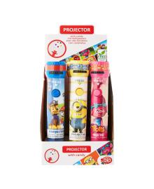 Игрушка с конфетами Bip Projector Mix 40 г (в ассорт)