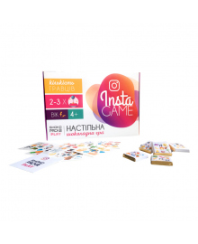 Шоколадный игровой набор Shokopack Инстагейм 100 г