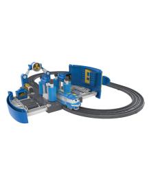 Игровой набор Robot Trains Мойка Кея