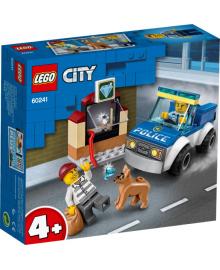 Конструктор LEGO City Полицейский отряд с собакой (60241), 5702016617559