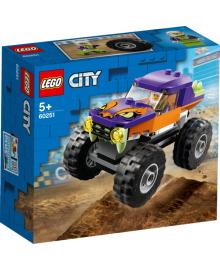 Конструктор LEGO City Монстр-трак 60251 (60251), 5702016617856