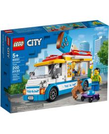 Конструктор LEGO City Фургон з морозивом (60253), 5702016617870