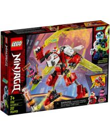 Конструктор LEGO NINJAGO Робот самолёт Кая (71707), 5702016616934