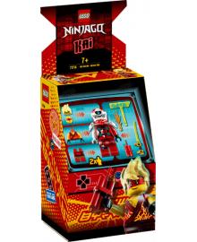 Конструктор LEGO NINJAGO Игровой автомат Кая (71714), 5702016616996