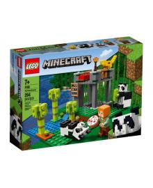 Конструктор LEGO Minecraft Ферма панд (21158), 5702016618259