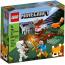 Конструктор LEGO Minecraft Приключение в тайге (21162), 5702016618297