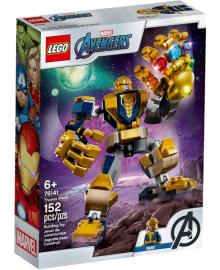 Конструктор LEGO Super Heroes Танос: трансформер (76141)