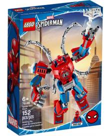 Конструктор LEGO Super Heroes Человек-паук трансформер (76146), 5702016619270