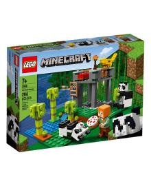 LEGO® Minecraft™ Ферма панд 21158