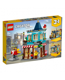LEGO® Creator Городская магазин игрушек 31105