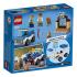 LEGO® City Полицейской отряд с собакой 60241