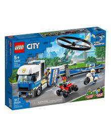 LEGO® City Перевозки полицейского вертолета 60244