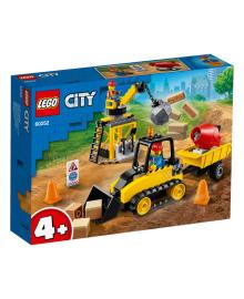 LEGO® City Строительный бульдозер 60252