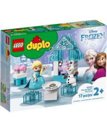 Детский конструктор LEGO Чаепитие Эльзы и Олафа (10920), 5702016618105