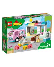 Конструктор LEGO DUPLO Пекарня (10928), 5702016618174