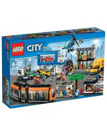 Детский конструктор LEGO Городская площадь (60097)