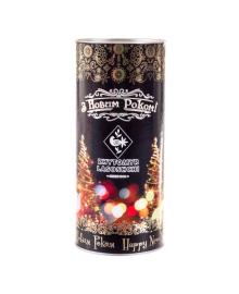 Новогодний набор конфет в тубусе Zhytomyr lasoshchi Новогодние истории, 750 г Житомирські Ласощі