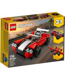 Детский конструктор LEGO Спортивный автомобиль (31100), 5702016616064