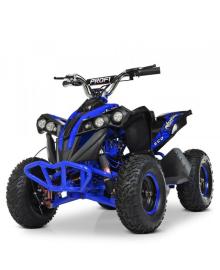 Детский квадроцикл PROFI HB-EATV1000Q-4ST V2, синий