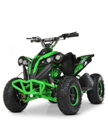 Детский квадроцикл PROFI HB-EATV1000Q-5ST V2, зеленый