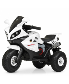 Детский электромотоцикл Bambi M 4216AL-1