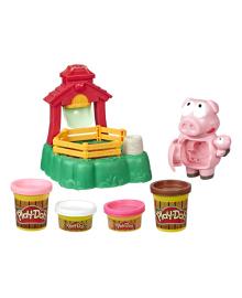 Набор Play-Doh Animal Crew Озорные Поросята