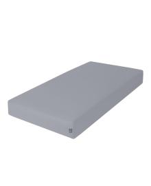 Простынь Ceba Baby Dark Grey 120х60