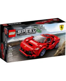 Конструктор LEGO Speed Champions Ferrari F8 Tributo (76895), 5702016618310