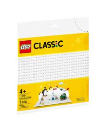 LEGO® Classic Белая базовая пластина 11010