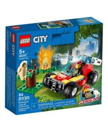 LEGO® City Пожар в лесу 60247