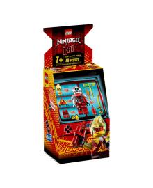 LEGO® NINJAGO™ Игровой автомат Аватар Кая 71714, 5702016616996