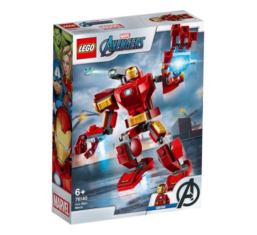 LEGO® Super Heroes Marvel Avengers робокостюмов Железного Человека 76140