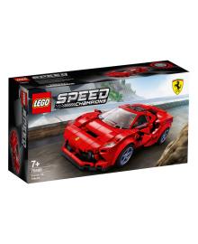 LEGO® Speed Champions Автомобиль Ferrari F8 Tributo 76895