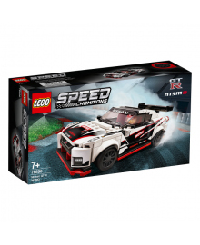 LEGO® Speed Champions Автомобиль Nissan GT-R NISMO 76896