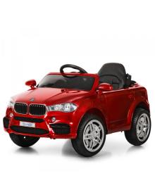 Детский электромобиль BAMBI M 3180 EBLRS-3, BMW в автопокраске, красный