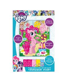 Аппликация из фольги Перо My Little Pony Пинки Пай 120408, 4820171711149, 4820171711149