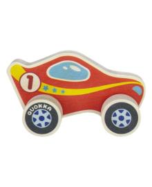 Машинка Quokka Красный спорткар
