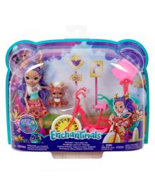 """Набор """"Хобби на колесах"""" Enchantimals в асс.(2) Mattel FJH11"""