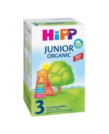 Сухая органическая молочная смесь НіРР Organic Junior 3, 500 г