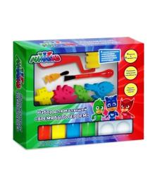 Набор для малышей с красками PJ Masks Малюємо з героями (укр.)